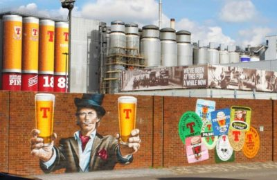 Tennents Brewery Tour